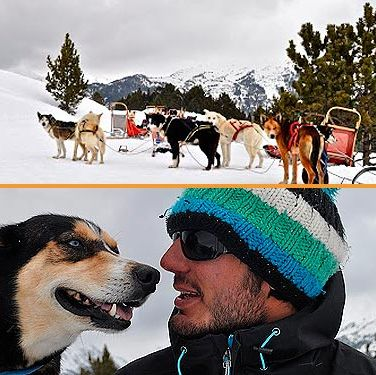 "<p>Who knew dog sleds had anchors? Or brakes for that matter. It is a surprisingly speedy endeavour. The rabble get so excited by the prospect of running they jump three feet on the spot, and it's only your liberal use of the brake that stops them from racing off into the white yonder. The fantastic guides look like they've never once complained about the cold and can tell you the name of each of the 60 dogs. They'll give you a brief explanation of how to commandeer a sled before you set off, but don't worry&#x3B; the dogs do most the work. If the prospect of driving is too much, you can always snuggle into the furs of the passenger seat and enjoy the stunning forest scenery.<em> <br />€33 for 30-minutes (a ski pass or a pedestrian pass is needed to access the site)&#x3B; to book go to <a href=""http://www.grandvalira.com/en"" target=""_blank"">grandvalira.com/en</a>.</em></p>"