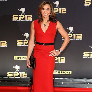 <p>Aww, Jessica Ennis took to Twitter the morning after wearing her Victoria Beckham frock: Thank you @victoriabeckham for the stunning dress. Didn't want to take it off :) - how sweet! The Olympic gold medalist - and Cosmo cover star - looked gorgeous at the  BBC Sports Personality Of The Year Awards in her red Victoria Beckham dress.</p>