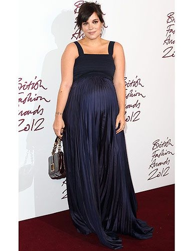 pregnant celebrity maternity fashion