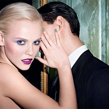 "<p>YSL Beaute's spring makeup collection is as schmokin', in true 60s black tie style. A sultry evening look, the lilac and jade shades within the collection are sexy yet sophisticated. Try it tonight.<br /> <br />Buy the collection at <a href=""http://www.yslbeauty.co.uk/make-up/colour-collections/spring-look-2013.aspx"" target=""_blank"">YSL </a></p>"