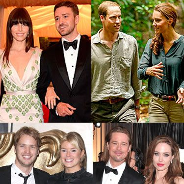 <p>Looking for a romantic break with a difference? Take inspiration from A-list couples like Brad and Ange, Justin and Jessica and Kate and Wills who've all enjoyed an African safari adventure...</p>