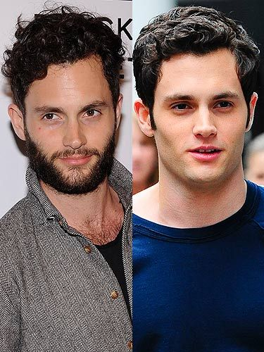 <p>A recent survey says that 63% of men think women find a big of facial hair a turn-on. Hmm, Penn Badgley must think his girlfriend, Zoe Kravitz LOVES it. He has so much. We fancy the Gossip Girl star, we really do! But what do you think, do you think he need a slight trim...</p>