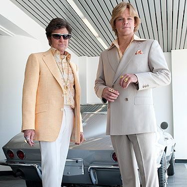 """<p>Behind the Candelabra has sparkle, it's got big hair, and it has gleaming white teeth. And that's just Michael Douglas! Based on the real life story of Liberace (played by Douglas), the film, with all its glitz and glamour, is about his friendship with a young, cute Scott Thompson (played by Matt Damon). The film which received rave reviews at Cannes Film Festival, will be released 7th June. If there's one thing for sure, it's set to raise a few eyebrows. <br /> <br /><a title=""""http://www.youtube.com/watch?feature=player_embedded&v=J-wY8pXuhXo"""" href=""""http://www.youtube.com/watch?feature=player_embedded&v=J-wY8pXuhXo"""" target=""""_blank"""">WATCH THE TRAILER FOR BEHIND THE CANDELABRA HERE </a></p>"""