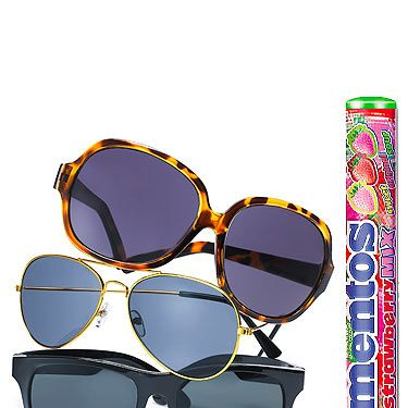 <p>Heading to a beach somewhere? Don't forget July's issue of Cosmo! Not only will you get a quality read, you'll be treated to a pair of stylish sunglasses* and a pack of yummy Mentos sweets to go with it. PLUS win the ultimate summer with Cosmo's big summer giveaway! All you need now is suncream…</p><p>*Not available on subscription copies or in some areas written somewhere</p>