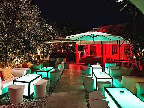 """<p>A Moroccan-themed outdoor bar and restaurant situated five km out of Ibiza Town on the San Jose Road. <a href=""""http://www.km5-lounge.com/"""" target=""""_blank"""">KM5 Lounge</a> is where you'll find the island's top DJ's hanging out before their sets. Great music, great cocktails and a seriously stylish crowd.</p>"""