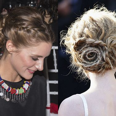 """<p>Pretty plaits and bohemian braids have been on every red carpet this season and they make the perfect style for summer soirees, from weddings to festivals. We adored Nicole Kidman's braid wheel that wowed the crowd at Cannes and Olivia Palermo's side braids are a fine example of another new take on the French plait.<br /> <br /><strong>Get the look:</strong> Follow our step-by-step guides to do the <a href=""""http://www.cosmopolitan.co.uk/beauty-hair/news/how-to-do-the-braid-wheel-hairstyle,"""" target=""""_self"""">braid wheel</a> and <a href=""""http://www.cosmopolitan.co.uk/beauty-hair/news/hairstyles/summer-hair-how-to-guide-multiple-braids"""" target=""""_self"""">beachy halo braids</a>.</p>"""