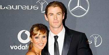 """<p><strong>Baby name</strong>: India Rose<br /><br /><strong>DOB</strong>: 11th May 2012<br /><br /><strong>Baby news</strong>: Is it us or does Chris Hemsworth have it all? A successful acting career, good looks and now his family is complete with new daughter India. Admitting the name choice was easy for both him and wife Elsa, Chris gushed in a recent interview how he has always wanted a family. Aw congrats Chris!<br /><br /><a title=""""'Can't decide what to have for dinner? Want to make sure you're getting the most from your diet? Then check out these foods which can help you eat your way to a beautiful and healthy you.'"""" href=""""'Can't%20decide%20what%20to%20have%20for%20dinner?%20Want%20to%20make%20sure%20you're%20getting%20the%20most%20from%20your%20diet?%20Then%20check%20out%20these%20foods%20which%20can%20help%20you%20eat%20your%20way%20to%20a%20beautiful%20and%20healthy%20you.'"""" target=""""_blank"""">CHECK OUT OUR HEMSWORTH GALLERY</a></p>"""