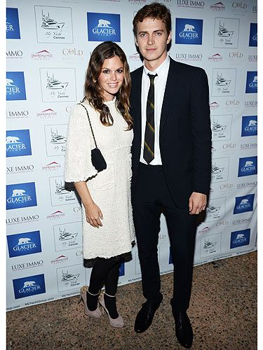 <p>Hart of Dixie actress Rachel Bilson and her fella Hayden Christensen attended the Glacier Films launch party at the Yacht Harle in Cannes during Cannes Film Festival 2013. It's alright for some, isn't it? The pair don't really do celeb functions, but we love having them on the red carpet together. Please do more, guys!</p>