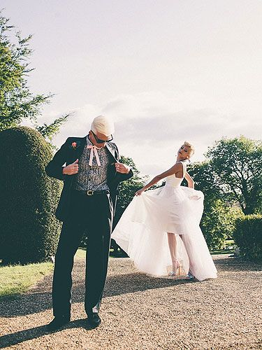 Rock n Roll Bride\'s top 10 Wedding Ideas