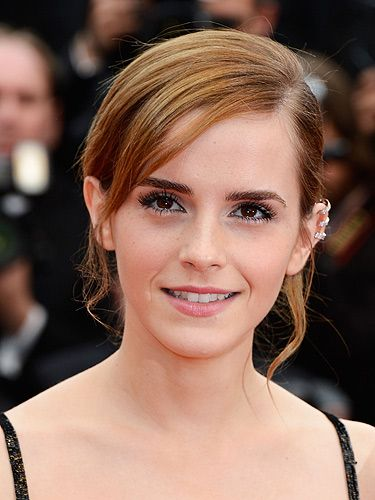 <p>Emma Watson made ear cuffs look classy and rebellious at the same time after on the red carpet for The Bling Ring premiere at Cannes film festival. The actress plays a slightly provocative character and we love that Emma kept some of that edge in her red carpet look.</p>