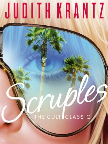 <p>At the moment I'm re-reading <em>Scruples</em> by Judith Krantz (£7.99, Sphere), which has to be one of the sexiest books ever written. It's a vintage glamorous bonkbuster from the '70s about a lavish, luxurious shopping empire and the glittering idols it attracts. It's provided brilliant inspiration for my own writing.</p>