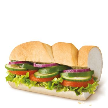 """<p>While you can't indulge in a meatball sub on one of your fast days, you can still head to Subway for a lovely low-cal lunch.</p><p>Their six inch Veggie Delite is packed with plenty of fresh veg, and at only 213 cals you'll still have room for tea.</p><p>Or if you want some protein to make you feel fuller for longer, opt for the Chicken Breast six inch sub and enjoy your flavourful fast.</p><p><a title=""""http://www.subway.co.uk"""" href=""""http://www.subway.co.uk"""" target=""""_blank"""">Subway.co.uk</a></p>"""