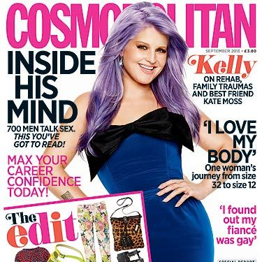 """<p>The lilac haired, lovely Kelly Osbourne is Cosmo's brand new cover star. In our great new issue she fesses up about the moments that made her the strong and feisty woman she is today. Turn to page 61 to read the full interview.<br /> <br /><a title=""""http://www.cosmopolitan.co.uk/beauty-hair/news/trends/celebrity-beauty/celebrity-nail-art-manicures"""" href=""""http://www.cosmopolitan.co.uk/beauty-hair/news/trends/celebrity-beauty/celebrity-nail-art-manicures"""" target=""""_self"""">CHECK OUT KELLY OSBOURNE'S AMAZING ENGAGEMENT RING</a></p>"""