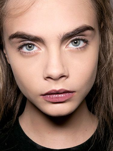 <p>If you're not a bold lip lover, this trend is for you. A lip stain creates a stunning sheer wash, with softer, more subtle lines, allowing you to swipe it on whenever the mood takes you.</p> <p>For a truly on trend pout, go for berry tones. They lend a pretty autumnal touch as demonstrated by Cara at Derek Lam. </p>