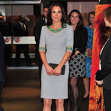 <p>Kate Middleton has got an absolute gorgeous bod – and now we know how to get ours as summer-perfect as her enviably toned figure! For just £13, (a distinctly un-Royal fortune), you can have the physique of a princess&#x3B; all you need is a gym ball, a pair of dumbbells and 60 minutes of your time. Think squats, arm curls and sit ups for one hour every day – hey, if it gets us our very own Prince William, we'll try anything…</p>