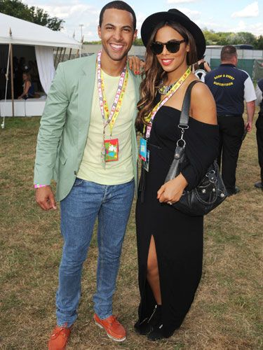 <p>Aww, it was a couple affair for the former JLS singer and his wife Rochelle. They were all smiles as they provided onlookers with plenty of PDA moments.</p>