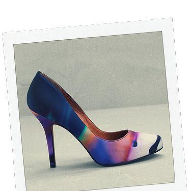 """<p>These shoes are just dreamy, and sure to make any outfit look out of this world!</p><p>Printed pumps, £55, <a title=""""http://www.stories.com/New_in/All_new_in/Fabric_covered_pump/591727-685929.1"""" href=""""http://www.stories.com/New_in/All_new_in/Fabric_covered_pump/591727-685929.1"""" target=""""_blank"""">& Other Stories</a></p>"""
