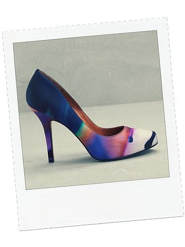 "<p>These shoes are just dreamy, and sure to make any outfit look out of this world!</p> <p>Printed pumps, £55, <a title=""http://www.stories.com/New_in/All_new_in/Fabric_covered_pump/591727-685929.1"" href=""http://www.stories.com/New_in/All_new_in/Fabric_covered_pump/591727-685929.1"" target=""_blank"">& Other Stories</a></p>"