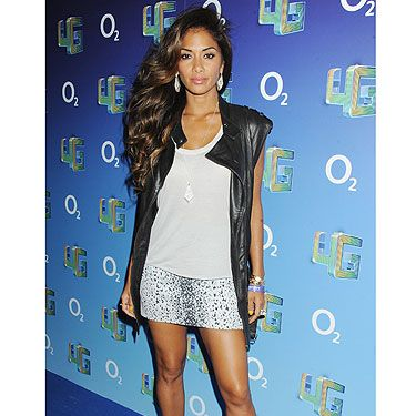 """<p><a href=""""http://cosmopolitan.co.uk/fashion/news/nicole-scherzinger-ripped-jeans-white-heels"""" target=""""_blank"""">Nicole Scherzinger</a> sure has a busy schedge of late, what with the X Factor coming back to our screens this weekend (hurrah!). She managed to squeeze in an appearance at Plan B's London gig for O2 wearing a monochrome rock chick ensemble, and looking super sexy as ever.</p><p><a href=""""http://cosmopolitan.co.uk/fashion/news/nicole-scherzinger-ripped-jeans-white-heels"""" target=""""_blank"""">NICOLE SCHERZINGER GLAMS UP RIPPED DENIM</a></p><p class=""""fb_frame_side_right_paragraph""""><a href=""""http://www.cosmopolitan.co.uk/fashion/shopping/new-in-store-27-august#fbIndex1"""" target=""""_blank"""">SHOP THIS WEEK'S BEST NEW BUYS</a></p><p class=""""fb_frame_side_right_paragraph""""><a href=""""http://www.cosmopolitan.co.uk/fashion/news/"""" target=""""_blank"""">SEE THE LATEST FASHION NEWS</a></p><div style=""""overflow: hidden&#x3B; color: #000000&#x3B; background-color: #ffffff&#x3B; text-align: left&#x3B; text-decoration: none&#x3B;""""> </div>"""