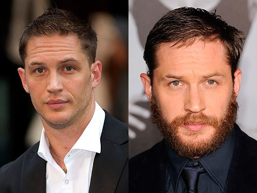 Do Hollywood Actors Look Better With A Beard Entertainment News