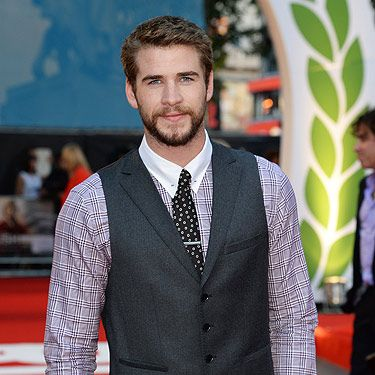 <p>Liam Hemsworth made the very brotherly gesture of flying into London to support his brother Chris at the opening of his new film.</p>