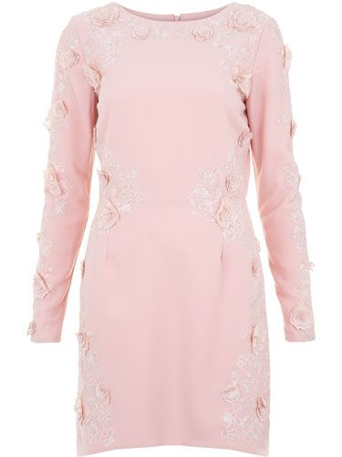 <p>Pink is so hot right now, and Cosmo's Fashion team show you how you can wear the colour well this season (and let you know where to get this gorgeous embroidered dress).</p> <p>Whether you're going pink-heavy or pink-lite, don't miss out on how to stay on trend this month.</p>