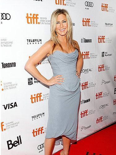 "<p>Jennifer Aniston ditched her trademark LBD to promote her new film, Life Of Crime.</p> <p><a href=""http://www.cosmopolitan.co.uk/celebs/entertainment/celebrity-red-carpet-photos/"" target=""_blank"">SEE MORE RED CARPET PICTURES HERE</a></p>"