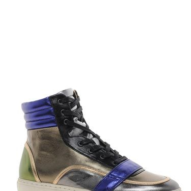 <p>Man of the moment Markus Lupfer tries his hand at trainers and we ADORE them. Get yours before they're gone.</p>