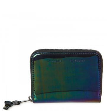 """<p>Keep your pennies safe and sound in style with this oil slick wallet from designer duo Proenza Schouler.</p><p>Glossed leather wallet, £260, Proenza Schouler at <a href=""""http://www.harveynichols.com/womens/categories-1/designer-accessories/small-leathers/s454995-metallic-glossed-leather-wallet.html?colour=METALLIC+BRONZE"""" target=""""_blank"""">Harvey Nichols</a></p><p> </p>"""