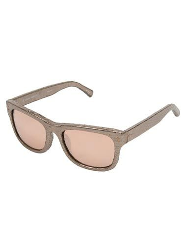 "<p>Protect those peepers with these super luxe sunglasses. With gold-tone snakeskin effect leather and mirrored lenses will mean you can peek at hotties in style.</p> <p>Sunglasses, £676.92, Linda Farrow Luxe at <a href=""http://www.farfetch.com/shopping/women/linda-farrow-luxe-snakeskin-effect-sunglasses-item-10512244.aspx?storeid=9089"" target=""_blank"">Farfetch</a></p> <p> </p>"