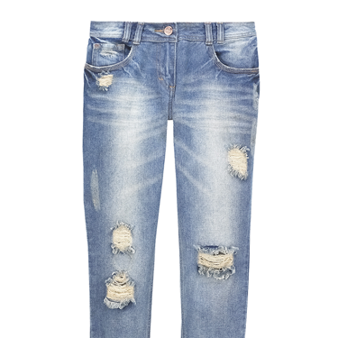 """<p>If you're not likely to be engaging in punkish activities this winter, you can buy your jeans pre-ripped.</p><p><a href=""""http://www.cosmopolitan.co.uk/fashion/fashion-week-2013"""" target=""""_blank"""">SHOP: TEN OF THE BEST TARTAN FINDS</a></p><p><a href=""""http://www.cosmopolitan.co.uk/fashion/fashion-week-2013"""" target=""""_blank"""">SEE: COSMO FASHION DAILY</a></p><p><a href=""""http://www.cosmopolitan.co.uk/fashion/news/"""" target=""""_blank"""">GET THE LATEST FASHION AND STYLE NEWS</a></p>"""