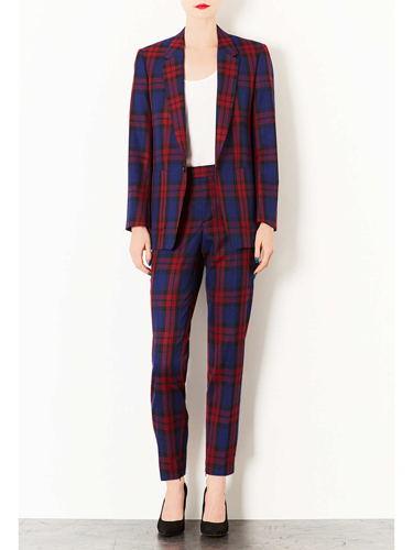 "<p>If your budget won't quite stretch to Vivienne Westwood, this tailored tartan trouser suit from Toppers is just the ticket.</p> <p>Tartan trouser suit, £150, <a href=""http://www.topshop.com/webapp/wcs/stores/servlet/ProductDisplay?searchTerm=check&storeId=12556&productId=11958204&urlRequestType=Base&categoryId=&langId=-1&productIdentifier=product&catalogId=33057"" target=""_blank"">topshop.com</a></p> <p><a href=""http://www.cosmopolitan.co.uk/fashion/shopping/winter-fashion-trend-2013-punk"" target=""_blank"">SHOP: THE PUNK WINTER TREND EDIT</a></p> <p><a href=""http://www.cosmopolitan.co.uk/fashion/fashion-week-2013"" target=""_blank"">SEE: COSMO FASHION DAILY</a></p> <p><a href=""http://www.cosmopolitan.co.uk/fashion/news/"" target=""_blank"">GET THE LATEST FASHION AND STYLE NEWS</a></p>"