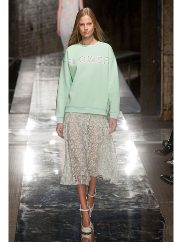 "<p><strong></strong>Snap up a statement sweater this season (preferably in a pastel hue) and it will see you through into spring. Flower motifs are the new logos - and the only way to wear for spring 2014 is paired with a skirt a la Christopher Kane (pictured).</p> <p><a href=""http://www.cosmopolitan.co.uk/fashion/news/first-look-cosmo-fashion-magazine"" target=""_blank"">FIRST LOOK: COSMO'S NEW FASHION MAGAZINE</a></p> <p><a href=""http://www.cosmopolitan.co.uk/fashion/winter-fashion-trends-2013/"" target=""_blank"">WEAR NOW: WINTER FASHION TRENDS 2013</a></p> <p><a href=""http://www.cosmopolitan.co.uk/fashion/news/"" target=""_blank"">GET THE LATEST FASHION AND STYLE NEWS</a></p> <p> </p>"