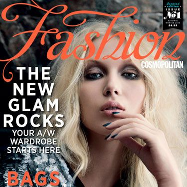 <p>Welcome to the first ever issue of Cosmopolitan FASHION.</p>