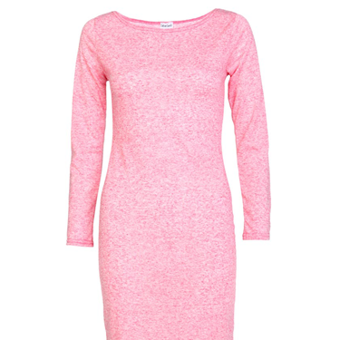 "<p>Tap into one of the hottest trends for winter 2013 on the cheap with this pink dress. Style it up with a <a href=""http://www.cosmopolitan.co.uk/fashion/news/marks-and-spencer-pink-coat"" target=""_blank"">pink coat</a> and accessories for real commitment to the fashion cause.</p>