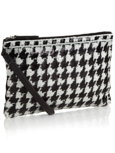"<p>This sequin clutch is just the right side of snazzy - and the <a href=""http://www.cosmopolitan.co.uk/fashion/shopping/winter-fashion-trend-2013-checks"" target=""_blank"">checked dogtooth design</a> is totally on point, too.</p> <p>Sequin dogtooth clutch, £25, <a href=""http://uk.accessorize.com/view/product/uk_catalog/acc_17,acc_1.1/4892729000"" target=""_blank"">accessorize.com</a></p> <p><a href=""http://www.cosmopolitan.co.uk/fashion/shopping/the-fashion-fix-shop-bargain-buys"" target=""_blank"">SHOP DAILY FASHION FINDS FOR £10 OR LESS!</a></p> <p><a href=""http://www.cosmopolitan.co.uk/fashion/shopping/winter-fashion-trend-2013-checks"" target=""_blank"">WINTER FASHION TREND: PUNKY PIECES</a></p> <p><a href=""http://www.cosmopolitan.co.uk/fashion/news/"" target=""_blank"">SEE THE LATEST FASHION NEWS</a></p> <div style=""overflow: hidden; color: #000000; background-color: #ffffff; text-align: left; text-decoration: none;""> </div>"