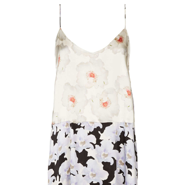 """<p>Go for a more glam take on the <a href=""""http://www.cosmopolitan.co.uk/fashion/shopping/shop-high-street-buys-90s-fashion-trend#fbIndex1"""" target=""""_blank"""">90s grunge trend</a> with a floral print satin slip. Just add DMs and a slouchy cardi for a look Courtney Love would approve of.</p><p>Floral satin slip dress, £85, <a href=""""http://www.topshop.com/en/tsuk/product/new-in-this-week-2169932/new-in-this-week-493/floral-satin-slip-dress-by-boutique-2288148"""" target=""""_blank"""">topshop.com</a></p><p><a href=""""http://www.cosmopolitan.co.uk/fashion/shopping/the-fashion-fix-shop-bargain-buys"""" target=""""_blank"""">SHOP DAILY FASHION FINDS FOR £10 OR LESS!</a></p><p><a href=""""http://www.cosmopolitan.co.uk/fashion/shopping/winter-fashion-trend-2013-checks"""" target=""""_blank"""">WINTER FASHION TREND: PUNKY PIECES</a></p><p><a href=""""http://www.cosmopolitan.co.uk/fashion/news/"""" target=""""_blank"""">SEE THE LATEST FASHION NEWS</a></p>"""