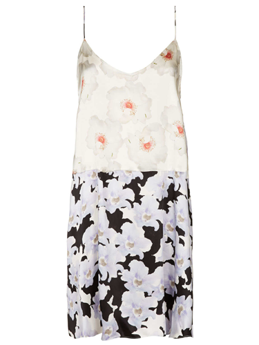 "<p>Go for a more glam take on the <a href=""http://www.cosmopolitan.co.uk/fashion/shopping/shop-high-street-buys-90s-fashion-trend#fbIndex1"" target=""_blank"">90s grunge trend</a> with a floral print satin slip. Just add DMs and a slouchy cardi for a look Courtney Love would approve of.</p> <p>Floral satin slip dress, £85, <a href=""http://www.topshop.com/en/tsuk/product/new-in-this-week-2169932/new-in-this-week-493/floral-satin-slip-dress-by-boutique-2288148"" target=""_blank"">topshop.com</a></p> <p><a href=""http://www.cosmopolitan.co.uk/fashion/shopping/the-fashion-fix-shop-bargain-buys"" target=""_blank"">SHOP DAILY FASHION FINDS FOR £10 OR LESS!</a></p> <p><a href=""http://www.cosmopolitan.co.uk/fashion/shopping/winter-fashion-trend-2013-checks"" target=""_blank"">WINTER FASHION TREND: PUNKY PIECES</a></p> <p><a href=""http://www.cosmopolitan.co.uk/fashion/news/"" target=""_blank"">SEE THE LATEST FASHION NEWS</a></p>"