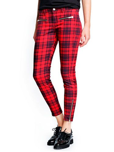 """<p>When we first laid eyes on <a href=""""http://www.cosmopolitan.co.uk/fashion/news/miranda-kerr-goes-grunge-in-manhattan-for-mango-aw13"""" target=""""_blank"""">Miranda Kerr modelling these punky pants in Mango's winter 2013 camaign</a>, we knew we had to have them. A lesson on how to look rad in plaid, right here.</p> <p>Slim-fit tartan trousers, £44.99, <a href=""""http://shop.mango.com/ficha.faces;jsessionid=937B16B3E009E7457789B19A1B2496A7?state=she_006_IN"""" target=""""_blank"""">mango.com</a></p> <p><a href=""""http://www.cosmopolitan.co.uk/fashion/shopping/winter-fashion-trend-2013-checks"""" target=""""_blank"""">How to wear the check trend this winter</a></p> <p><a href=""""http://www.cosmopolitan.co.uk/fashion/shopping/winter-fashion-trend-2013-punk"""" target=""""_blank"""">Punky pieces to shop right now</a></p> <p><a href=""""http://www.cosmopolitan.co.uk/fashion/news/"""" target=""""_blank"""">See the latest fashion and style news</a></p>"""