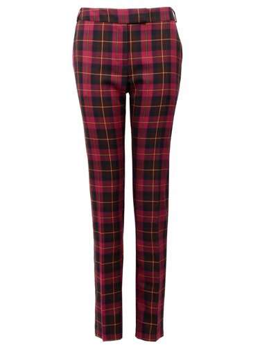 """<p>If you're dipping your toe (or legs) into the tartan trouser trend, then you need an entry level price point. Ta-dah!</p> <p>Tartan trousers, £14, <a href=""""http://www.selectfashion.co.uk/clothing/s038-1101-26_red.html"""" target=""""_blank"""">selectfashion.co.uk</a></p> <p><a href=""""http://www.cosmopolitan.co.uk/fashion/shopping/winter-fashion-trend-2013-checks"""" target=""""_blank"""">How to wear the check trend this winter</a></p> <p><a href=""""http://www.cosmopolitan.co.uk/fashion/shopping/winter-fashion-trend-2013-punk"""" target=""""_blank"""">Punky pieces to shop right now</a></p> <p><a href=""""http://www.cosmopolitan.co.uk/fashion/news/"""" target=""""_blank"""">See the latest fashion and style news</a></p> <p> </p>"""