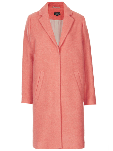 """<p>This cool coat from Toppers has got it ALL going on, from the just-right colour to the perfect cut. WANT.</p> <p>Pink boyfriend coat, £98, <a href=""""http://www.topshop.com/en/tsuk/product/new-in-this-week-2169932/new-in-this-week-493/wool-boyfriend-coat-2279076?bi=1&ps=200"""" target=""""_blank"""">topshop.com</a></p> <p><a href=""""http://www.cosmopolitan.co.uk/fashion/shopping/the-fashion-fix-shop-bargain-buys"""" target=""""_blank"""">SHOP DAILY FASHION FOR £10 OR LESS!</a></p> <p><a href=""""http://www.cosmopolitan.co.uk/fashion/shopping/winter-fashion-trend-2013-checks"""" target=""""_blank"""">WINTER FASHION TREND: PUNKY PIECES</a></p> <p><a href=""""http://www.cosmopolitan.co.uk/fashion/news/"""" target=""""_blank"""">SEE THE LATEST FASHION NEWS</a></p>"""