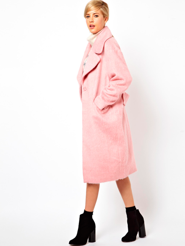 """<p>We predict a sell-out of this pretty pastel style.</p> <p>Vintage style cocoon coat, £110, <a href=""""http://www.asos.com/ASOS/ASOS-Vintage-Style-Cocoon-Coat/Prod/pgeproduct.aspx?iid=3259753&SearchQuery=pink%20coat&sh=0&pge=0&pgesize=36&sort=-1&clr=Pink"""" target=""""_blank"""">asos.com</a></p> <p><a href=""""http://www.cosmopolitan.co.uk/fashion/shopping/the-fashion-fix-shop-bargain-buys"""" target=""""_blank"""">SHOP DAILY FASHION FOR £10 OR LESS!</a></p> <p><a href=""""http://www.cosmopolitan.co.uk/fashion/shopping/winter-fashion-trend-2013-checks"""" target=""""_blank"""">WINTER FASHION TREND: PUNKY PIECES</a></p> <p><a href=""""http://www.cosmopolitan.co.uk/fashion/news/"""" target=""""_blank"""">SEE THE LATEST FASHION NEWS</a></p> <div style=""""overflow: hidden; color: #000000; background-color: #ffffff; text-align: left; text-decoration: none;""""> </div>"""