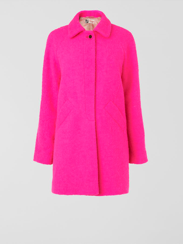 SHOP: Pink winter coats :: Winter fashion trends 2013