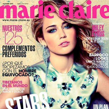 """Is it just us or does Miley's Marie Claire September 2012 cover look like Jennifer Lawrence, before we even really knew who Jennifer Lawrence was? Miley was looking stunning with her beachy blonde hair, but little did we all know what was about to happen a few months later...<p><a href=""""http://www.cosmopolitan.co.uk/celebs/entertainment/singers-crying-on-stage-video"""" target=""""_blank"""">MILEY CRIES SINGING WRECKING BALL - WATCH</a></p><p><a href=""""http://www.cosmopolitan.co.uk/celebs/entertainment/miley-cyrus-rolling-stone-interview"""" target=""""_blank"""">READ MILEY'S ROLLING STONE INTERVIEW</a></p>"""