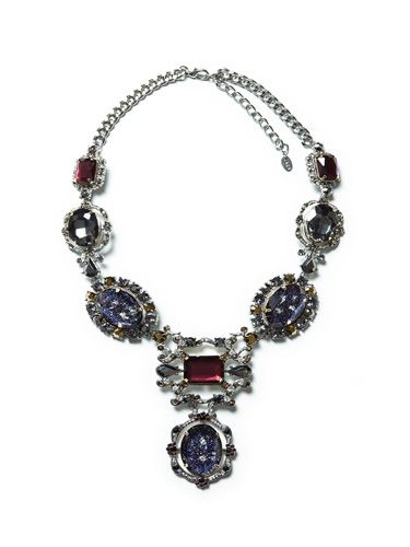 "<p>Now this is one impressive-looking necklace. And we want it. Now.</p> <p>Rhinestone necklace, £29.99, <a href=""http://www.zara.com/uk/en/new-this-week/woman/rhinestone-necklace-c287002p1402101.html"" target=""_blank"">zara.com</a></p> <p><a href=""http://www.cosmopolitan.co.uk/fashion/shopping/womens-clothing-under-ten-pounds"" target=""_blank"">Shop daily fashion finds for £10 or less</a></p> <p><a href=""http://www.cosmopolitan.co.uk/fashion/shopping/pink-coat-winter-fashion-trends-2013"" target=""_blank"">Shop 10 of the best pink coats</a></p> <p><a href=""http://www.cosmopolitan.co.uk/fashion/winter-fashion-trends-2013/"" target=""_blank"">See the latest winter fashion trends 2013</a></p>"