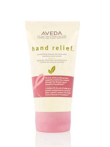 """<p>Aveda's hero hand hydrator has been given a limited-edition invigorating Rosemary Mint aroma. £2 from the purchase price supports cruelty-free research through The Breast Cancer Research Foundation.<br /> <br />£19, <a href=""""http://www.aveda.co.uk/"""" target=""""_blank"""">aveda.co.uk</a></p>"""