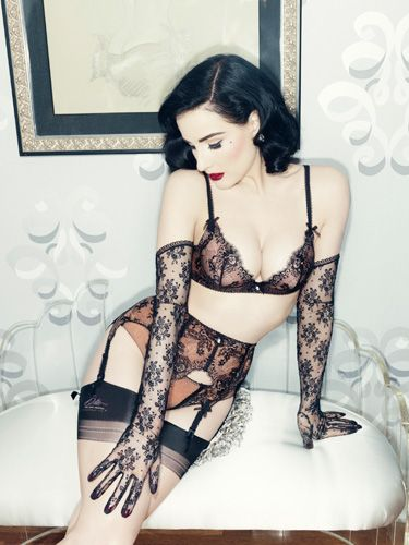 "<p>Want to be as sexy as Dita Von Teese? First, buy this set. Next, read her <a href=""http://www.cosmopolitan.co.uk/love-sex/tips/dita-von-teese-striptease-tips"" target=""_blank"">striptease tips</a>.<em></em></p> <p>Savoir Faire plunge bra, £40</p> <p><em>Von Follies By Dita Von Teese available at <a href=""http://www.asos.com/search/von-follies?hrd=1&q=von+follies&SearchSuggestUsed=true#parentID=-1&pge=0&pgeSize=36&sort=1"" target=""_blank"">asos.com</a> and <a href=""http://www.debenhams.com/lingerie/von-follies-by-dita-von-teese"" target=""_blank"">debenhams.com</a>.</em></p> <p><a href=""http://www.cosmopolitan.co.uk/fashion/news/dita-von-teese-bra-fashion-week"" target=""_blank"">Dita Von Teese at Paris Fashion Week</a></p> <p><a href=""http://cosmopolitan.co.uk/fashion/shopping/best-bright-colourful-lingerie-underwear-sets-bras-knickers?click=main_sr"">10 best bright lingerie sets</a></p> <p><a href=""http://www.cosmopolitan.co.uk/fashion/winter-fashion-trends-2013/"" target=""_blank"">Shop the latest winter fashion trends</a></p>"