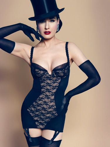"<p>Practise the art of Black Magic in this seriously seductive corset.</p> <p>Sheer witchery corset, £70 </p> <p><em>Von Follies By Dita Von Teese available at <a href=""http://www.asos.com/search/von-follies?hrd=1&q=von+follies&SearchSuggestUsed=true#parentID=-1&pge=0&pgeSize=36&sort=1"" target=""_blank"">asos.com</a> and <a href=""http://www.debenhams.com/lingerie/von-follies-by-dita-von-teese"" target=""_blank"">debenhams.com</a>.</em></p> <p><a href=""http://www.cosmopolitan.co.uk/fashion/news/dita-von-teese-bra-fashion-week"" target=""_blank"">Dita Von Teese at Paris Fashion Week</a></p> <p><a href=""http://cosmopolitan.co.uk/fashion/shopping/best-bright-colourful-lingerie-underwear-sets-bras-knickers?click=main_sr"">10 best bright lingerie sets</a></p> <p><a href=""http://www.cosmopolitan.co.uk/fashion/winter-fashion-trends-2013/"" target=""_blank"">Shop the latest winter fashion trends</a></p>"