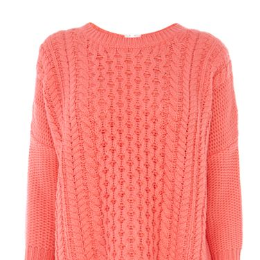 """<p>Curl up by the fire in this slouchy cable knit jumper. In association with Breast Cancer Awareness Month, 10% of proceeds will go to the charity.</p><p>Warehouse Slouch Cable Jumper, £46, <a href=""""http://www.warehouse.co.uk%20"""" target=""""_blank"""">Warehouse</a></p><p><a href=""""http://www.cosmopolitan.co.uk/beauty-hair/news/trends/beauty-products/breast-cancer-awareness-month"""" target=""""_blank"""">BEAUTY'S TOP BREAST CANCER AWARENESS PRODUCTS</a></p><p><a href=""""http://www.cosmopolitan.co.uk/fashion/shopping/pink-coat-winter-fashion-trends-2013?page=1"""" target=""""_blank"""">TEN OF THE BEST PINK COATS</a></p><p><a href=""""http://www.cosmopolitan.co.uk/fashion/shopping/what-to-wear-this-week-23-september-2013"""" target=""""_blank"""">WHAT TO BUY THIS WEEK</a></p>"""