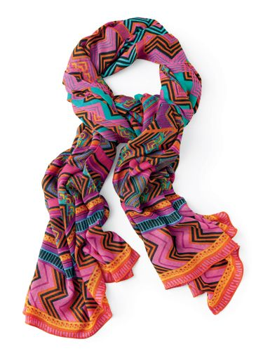 """<p>Wrap up with Stella & Dot's printed scarf - the perfect transitional neck accessory for going from Summer to Autumn. At least 12% of proceeds will go to the Breakthrough Breast Cancer charity.</p> <p>Union Square scarf, £45, <a href=""""http://www.stelladot.co.uk"""" target=""""_blank"""">Stella & Dot</a></p> <p><a href=""""http://www.cosmopolitan.co.uk/beauty-hair/news/trends/beauty-products/breast-cancer-awareness-month"""" target=""""_blank"""">BEAUTY'S TOP BREAST CANCER AWARENESS PRODUCTS</a></p> <p><a href=""""http://www.cosmopolitan.co.uk/fashion/shopping/pink-coat-winter-fashion-trends-2013?page=1"""" target=""""_blank"""">TEN OF THE BEST PINK COATS</a></p> <p><a href=""""http://www.cosmopolitan.co.uk/fashion/shopping/what-to-wear-this-week-23-september-2013"""" target=""""_blank"""">WHAT TO BUY THIS WEEK</a></p> <div style=""""overflow: hidden; color: #000000; background-color: #ffffff; text-align: left; text-decoration: none;""""> </div>"""